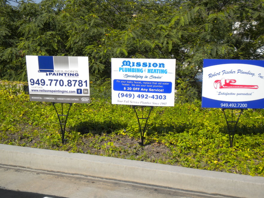 Banner Signs - Starfish Printing and Graphics - Orange County