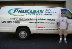 ProClean Services - Vehicle Signs Project from Signs from Starfish Signs and Graphics in Orange County