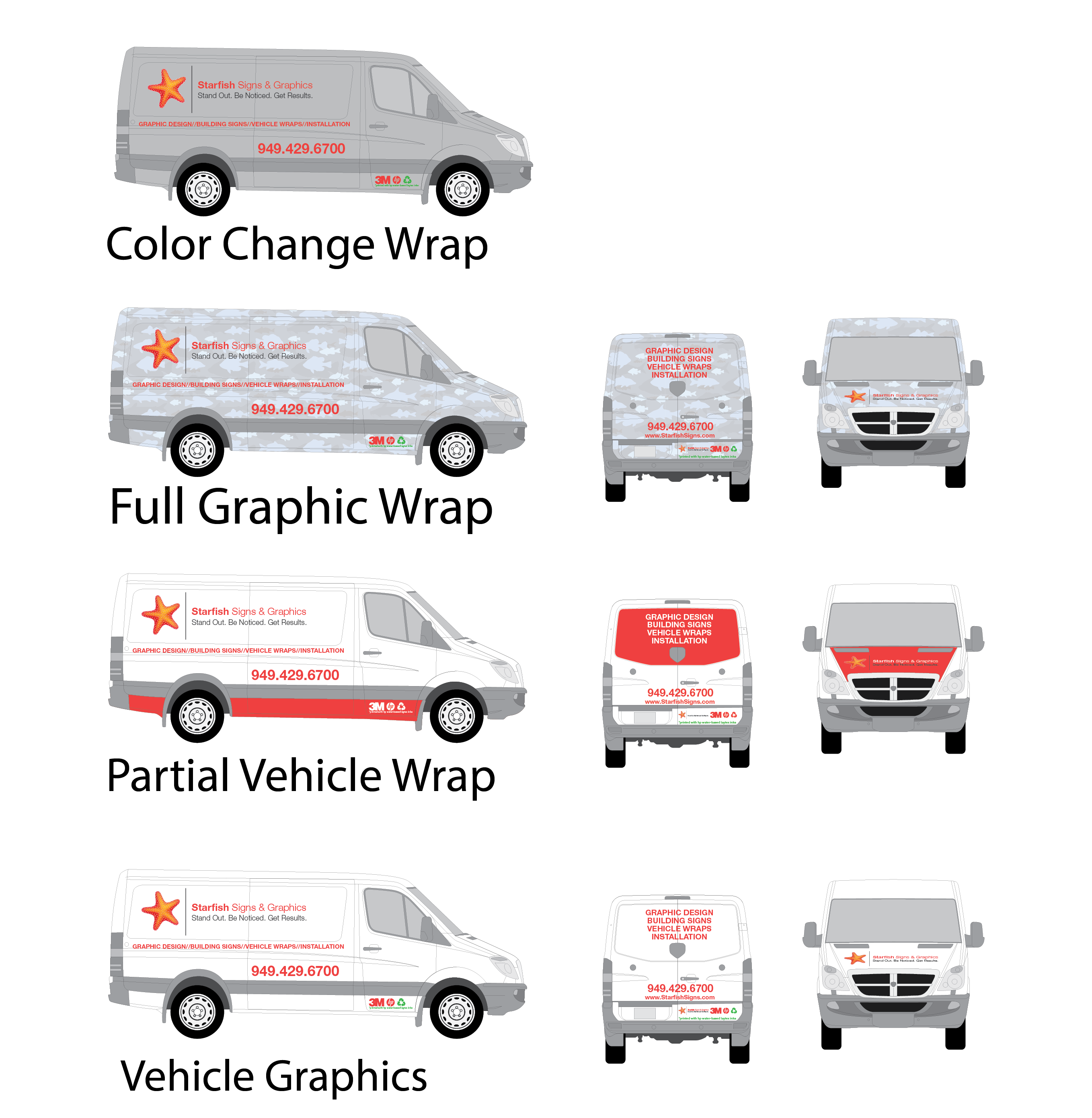 Vehicle wraps