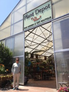 Plant Depot Sign Project from Signs from Starfish Signs and Graphics in Orange County