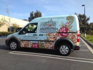 Starfish Signs and Graphics Southern California Vehicle Signs
