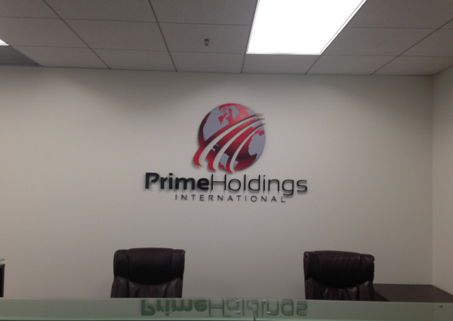 Lobby Signs for Professional Offices in Glendale CA