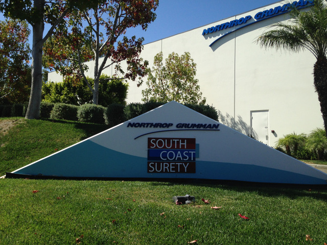 Monument Signs for San Clemente CA
