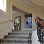 GE Stairs Project from Signs from Starfish Signs and Graphics in Orange County