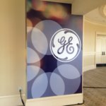 GE Wall Graphic Project from Signs from Starfish Signs and Graphics in Orange County