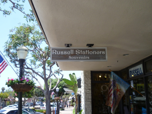 Handcrafted Signs for San Clemente CA