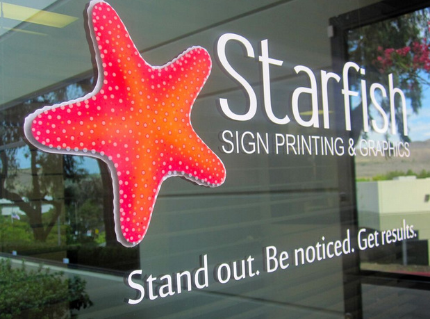 Window Graphics for Rebranding in South Orange County