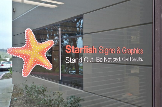 Signs for Rebranding in South Orange County