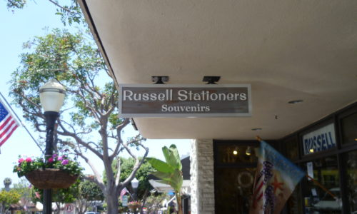 Russell Stationers 1