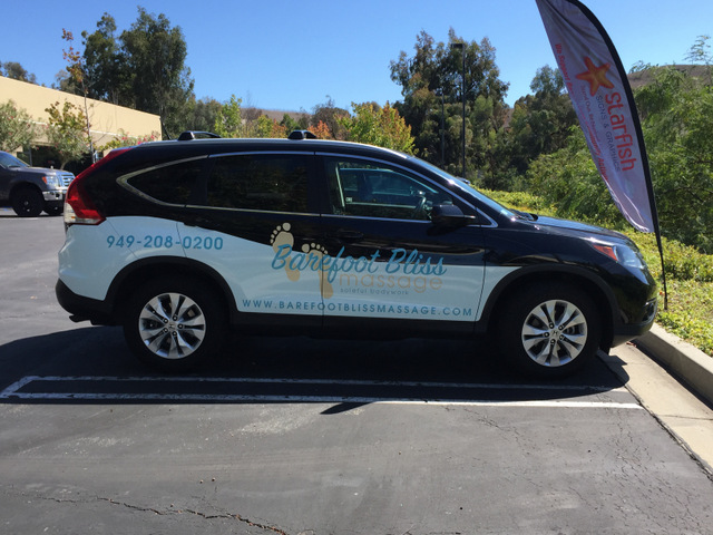 Vehicle Graphics San Clemente CA