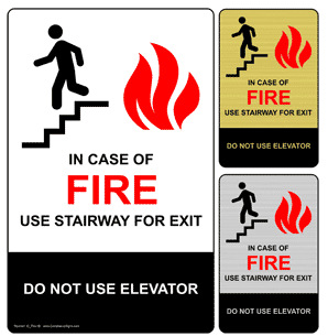 Office Safety Signs San Clemente CA