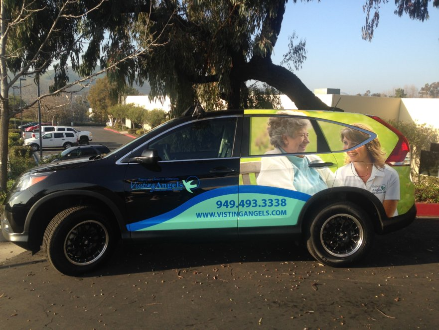 Vehicle Wrap Statistics San Clemente CA