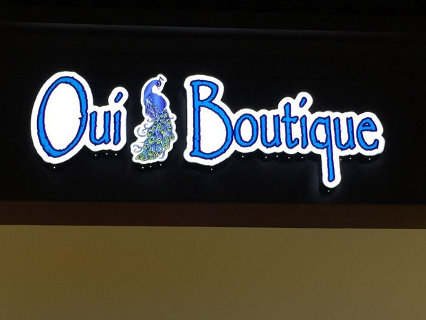 Illuminated Channel Letters San Clemente CA