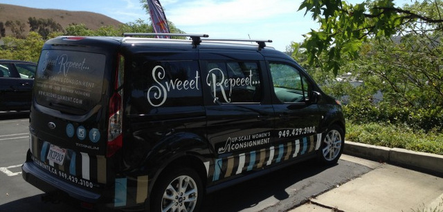 Vehicle Wraps for Retail Stores in San Clemente CA