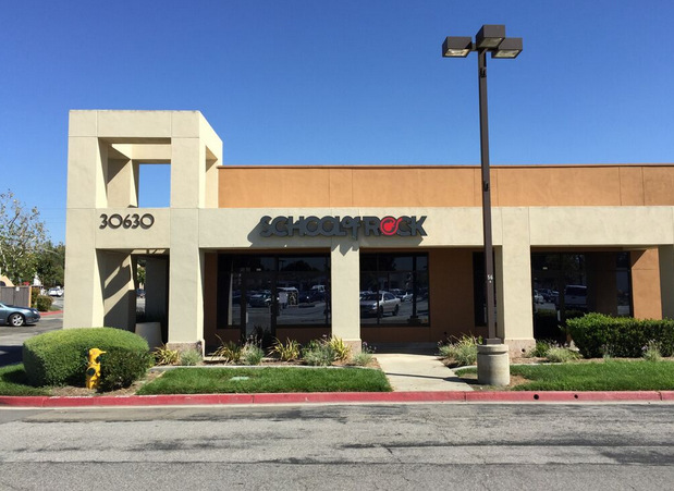 Exterior building signs for music stores in Temecula, CA