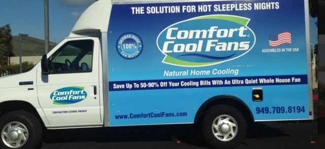 Vehicle Graphics and Lettering for Contractors in San Clemente CA