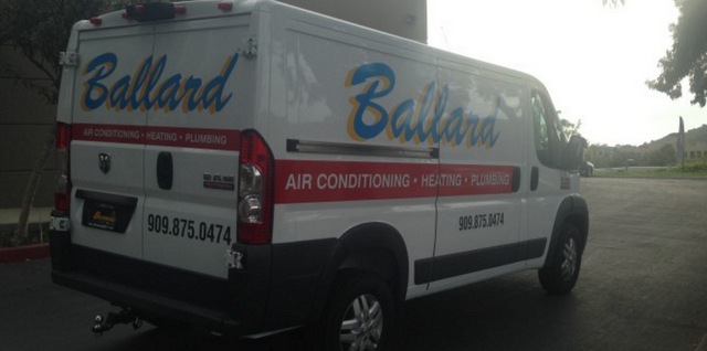 Vehicle Graphics for Contractors in San Clemente CA