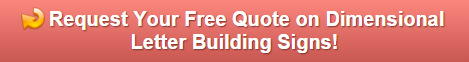 Free quote on dimensional letter building signs South Orange County CA