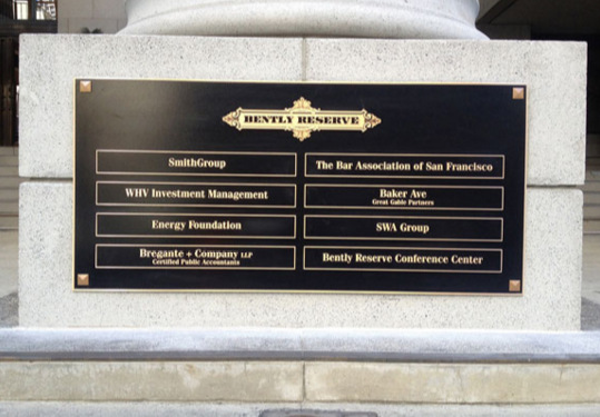 Office Building Directory Signs San Clemente CA