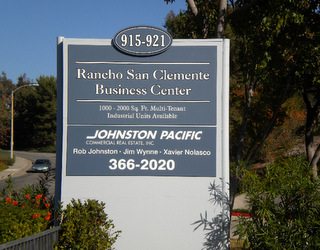 Monument Signs South Orange County CA