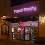 Planet Beauty Building Sign from Starfish Signs & Graphics