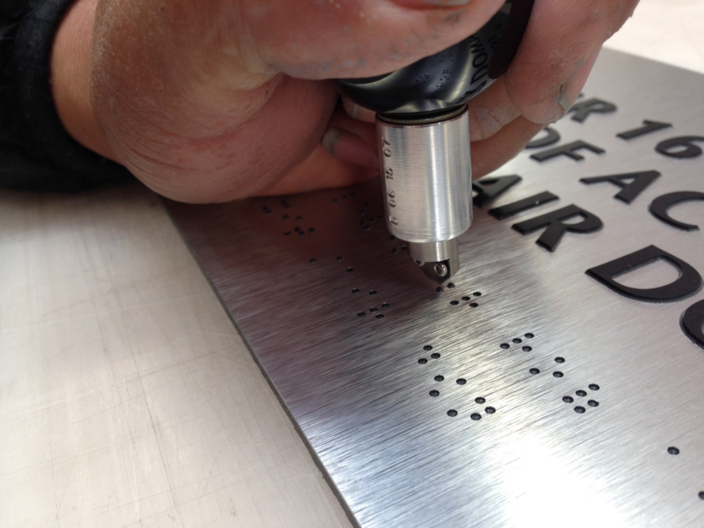 ADA-Braille-Tactile-Sign-Fabrication