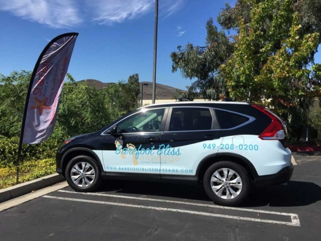 Vehicle Wraps Starfish Signs And Graphics