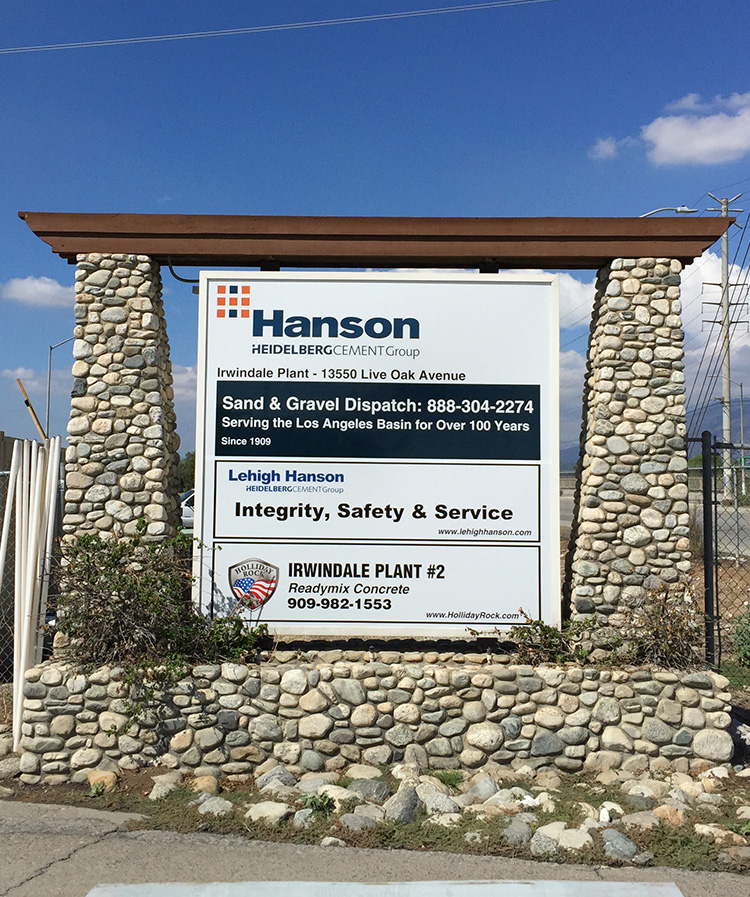 Hanson - Starfish Signs and Graphics