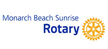 Rotary Monarch Beach logo