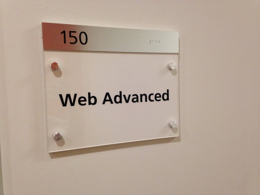 web advanced lobby signs from starfish signs & graphics
