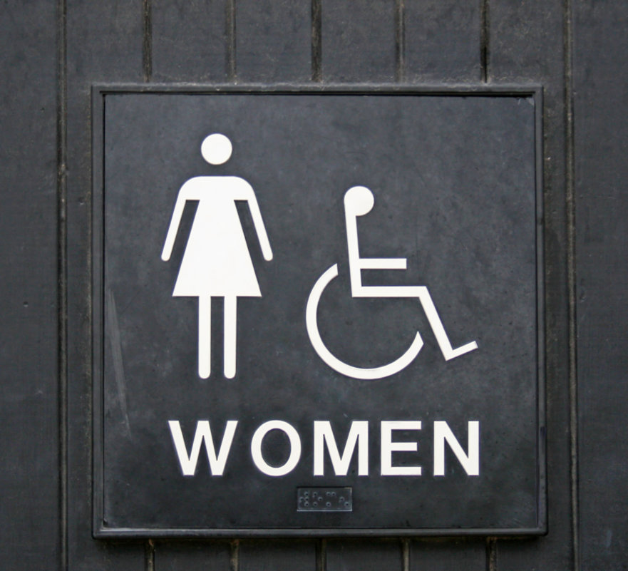 Bathroom Signage 3